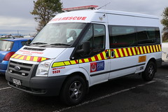 FYQ 752 (ambodavenz) Tags: ford transit operational support vehicle whitianga volunteer fire brigade north island new zealand