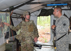 Battle Tracking (Georgia National Guard) Tags: xctc1704 nationalguard nationalguardimages 48thibct 3rdid associatedunitprogram fortstewart