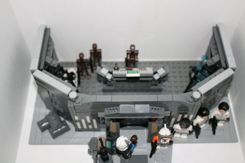 The world 39 s most recently posted photos of base and lego flickr hive mind - Lego star wars base droide ...