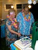 087 Mom and Dad (megatti) Tags: anniversary cake emilgatti hawaiian luau nancygatti party