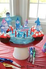 Easy DIY Crafts: Creative Ways To Make A Cake Pedestal (LisasCreativeDesigns) Tags: easydiycrafts makeacakepedestal valentine valentinesday