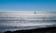 Boat on the ocean #Canon #CanonG1x #Ocean #Travel #Boat #Portugal #Outside #BlueSky (christophejonval) Tags: canon canong1x ocean boat portugal outside travel bluesky