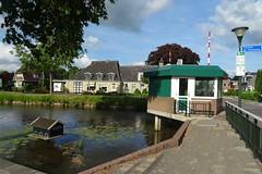 20170604 27 Donkerbroek (Sjaak Kempe) Tags: 2017 zomer summer nederland niederlande netherlands sjaak kempe sony dschx60v friesland donkerbroek vaart opsterlandse compagnonsvaart