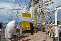 El Velero Rumano Mircea es un velero del tipo barca de tres mástile  (59) (javier_cx9aaw) Tags: elero rumano mircea