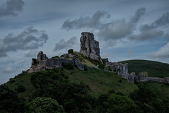 the castle on the hill (stocks photography.) Tags: corfecastle thecastleonthehill michaelmarsh photographer dorset photography corfe
