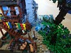Fjall's Manor (Dathil) Tags: water home dathil fall fjall house lego medieval summ manor summer joust tudor homestead