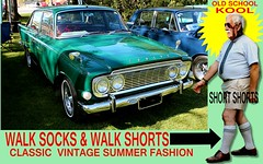 Classic short shorts And Socks v1 (The General Was Here !!!) Tags: menssocks longsocks kneesocks mensshortshorts classic vintage retro oldschool summer outdoor car cars autos auto vehicle vehicles motors nz kiwi newzealand 70s 80s 1980s 1970s vintaggecar vintagecarclub auckland tauranga rotorua gisborne napier hastings wellington christchurch dunedin hamilton walksocks golf golfer golfing 2017 walkshorts brisbane melbourne sydney adelaide invercargill bermuda socks tube compression shorts canon old older ford british mark2 mk2 mk3 zodiac zephyr 1960s 60s wearingsocks uk text words wear gent gents man people cothes cothing