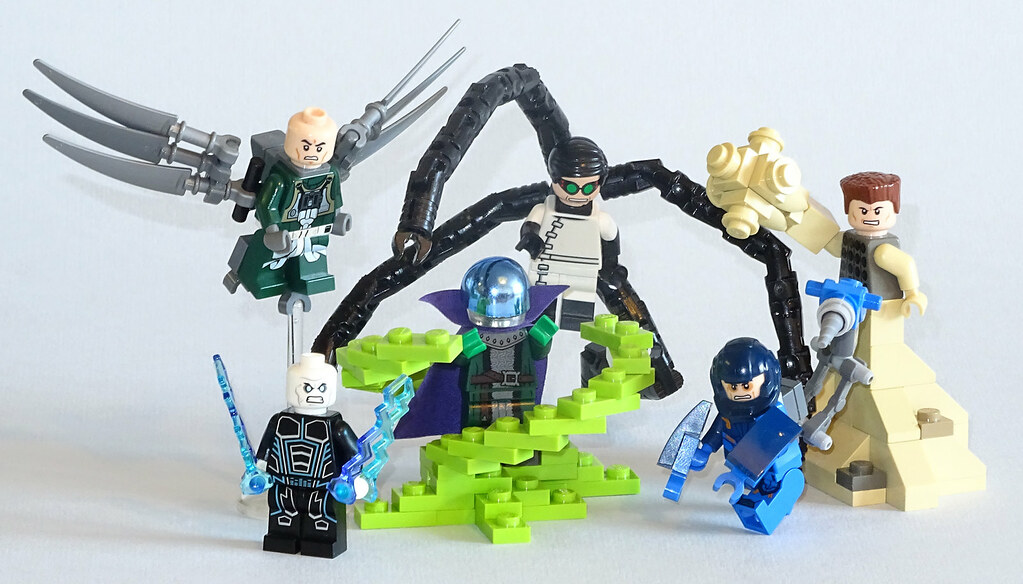 Lego Marvel Moc: The World's Best Photos By Librarian-Bot