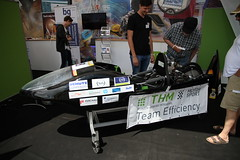 Team Efficiency (DFSB DE) Tags: rüsselsheim germany hessentag 2017 wissenschaft science show booth team efficiency vehicle technische hochschule mittelhessen thm