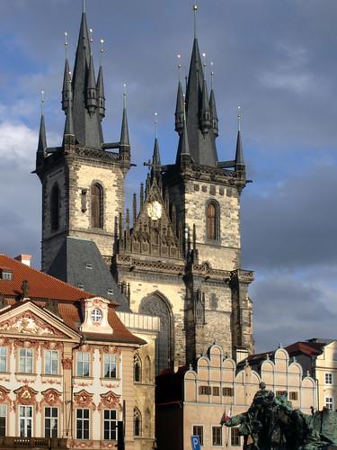Prague - Praha ©  Juan Llanos