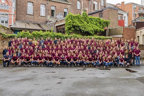 Rhétos CSJA 2016-2017