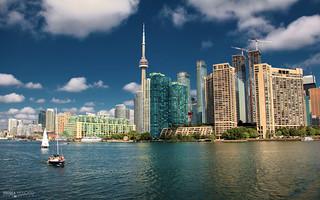 Toronto Harbourfront (Ontario, Canada)