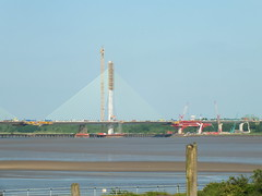 DSCF0703 Mersey Gateway Bridge (Anand Leo) Tags: merseygatewaybridge rivermersey widnes halton runcorn