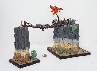 Orange Fern Gorge
