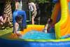 Pensativa... (PrimiFer) Tags: piscina agua castillo hichable cumpleaños color verano calor fotografo nikon sony nikkor samano