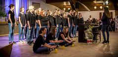 Becher-Rhythmus beim Cup Song