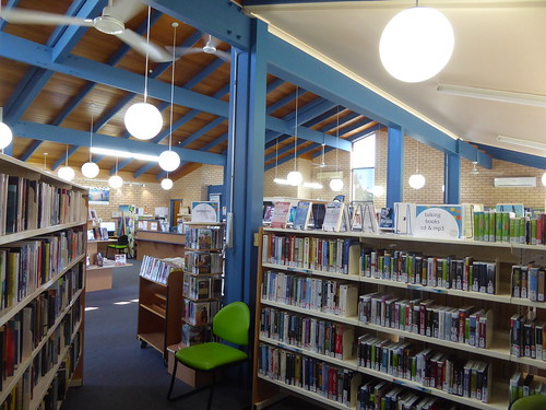 Yamba Library, NSW 15 May 2017