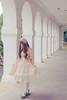 SDF_2297 (SendoFu) Tags: bonnet ボンネット エプロン風スカート blouse bl ブラウス headbow kc カチューシャ bnt 蕾絲 維多利亞 jsk op onepiecedress ワンピース jumperskirt ジャンパースカート nop lolita lolitafashion 蘿莉塔 蘿莉塔時裝 ロリータ・ファッション sweetlolita classicallolita