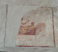 Pompei (enricozanoni) Tags: pompei lupanare affreschi erotici brothel erotic frescoes pompeii houses streets mosaics monuments theaters amphitheater