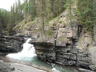 Johnston Canyon #canada150yrs