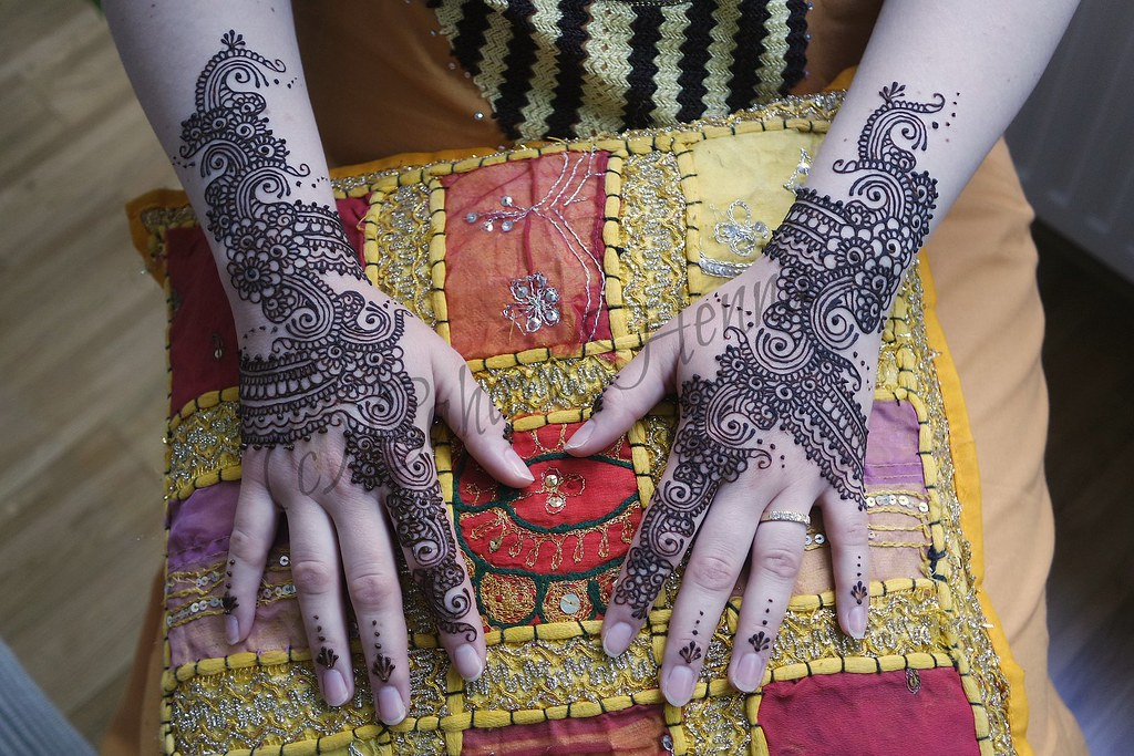 Mehndi Tattoo Wien : The world s best photos of artist and henna flickr hive mind