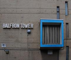 Urban walk 20 May 2017: Lewisham to Mile End 72 (neil mp) Tags: london towerhamlets poplar e14 balfrontower balfron ernőgoldfinger goldfinger modernism brutalism c20soc twentiethcenturysociety brownfieldestate harca londonewcastle blackwalltunnelapproach stleonardsroad andrewstreet architecture signage blue concrete