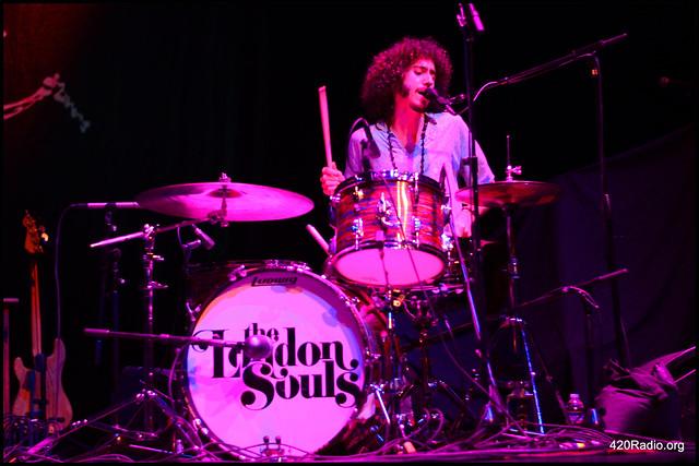 The London Souls - Keller Auditorium - Portland, Oregon -11/12/16
