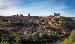 Toledo Panorama 02 (Sam García GA.) Tags: toledo spain catedral medieval cathedral panorama city urban middleage