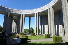 Bastogne Mardasson American Memorial , Belgium (neiljennings51) Tags: battle bulge war museum bastogne belgium