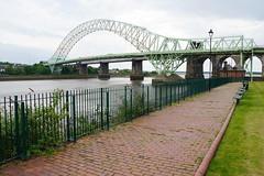 Bridge to Runcorn (Bill Boaden) Tags: cheshire mersey widnes bridge runcorn