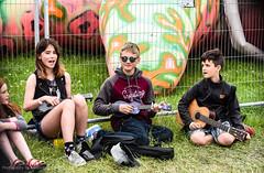 Bearded Theory 2017 (pixiemushroom) Tags: bearded theory 2017 festival uk nikon d750 fun derbyshire catton hall children busking ukulele