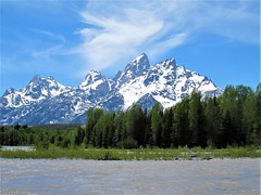 Floating the Snake (Wycpl) Tags: grandtetonnationalpark thegrand tetons snakeriver wyoming
