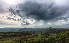 dodging the bullet (Phil-Gregory) Tags: nikon d7200 tokina 1120mm 1120mmf28 wideangle ultrawide kinderscout greatridge storm rain clouds peakdistrict ladybower green field weather landscape scenicsnotjustlandscapes sky fly peace turmoil chaos wet naturalphotography naturephotography classic nature water