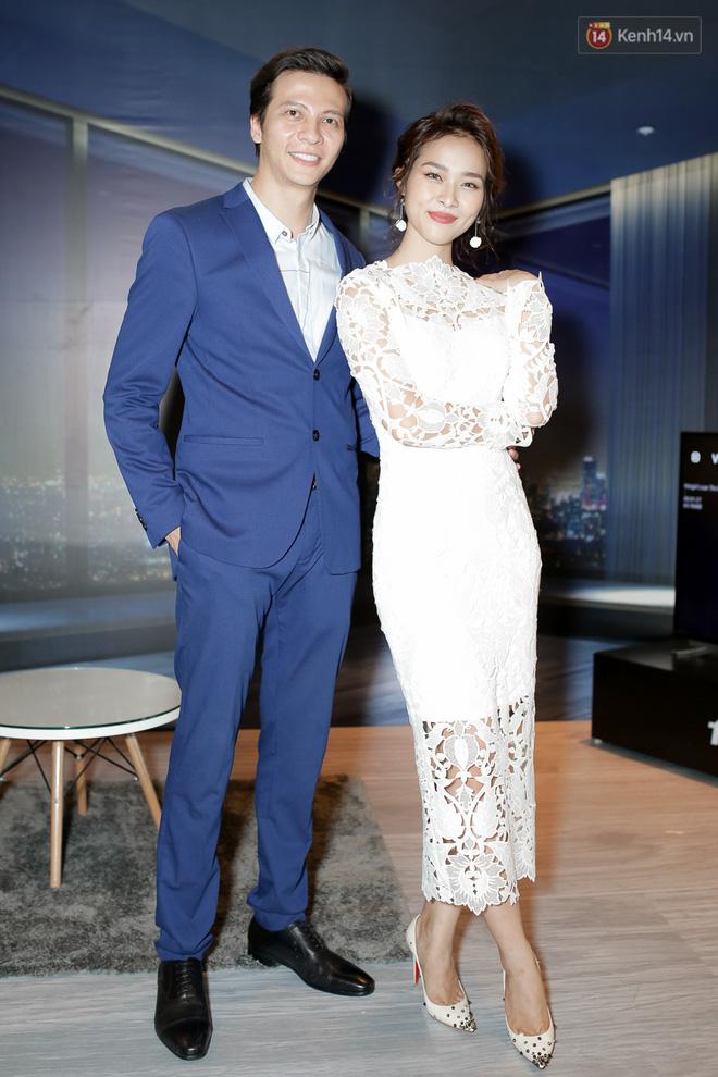 Hậu chia tay, Huỳnh Anh và Hoàng Oanh xuất hiện thân mật, hội ngộ dàn sao khủng trên thảm xanh! - Ảnh 20.