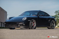 "ADVAN GT - Porsche Turbo - Hyper Racing Black • <a style=""font-size:0.8em;"" href=""http://www.flickr.com/photos/64399356@N08/34479298074/"" target=""_blank"">View on Flickr</a>"