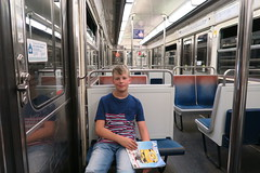 (andrew gallix) Tags: william yeartwelve paris metro line12
