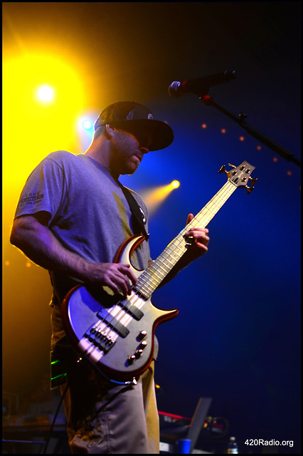 Slightly Stoopid - Crystal Ballroom - Portland, OR - 11/05/16