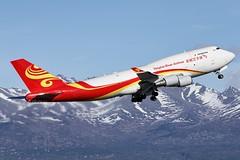 B-2437, Yangtze River Express, Boeing 747-481BDCF, PANC, May 2017 (a2md88) Tags:
