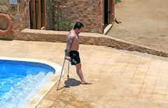 17 12a (KnyazevDA) Tags: diver disability disabled diving undersea padi paraplegia paraplegic amputee egypt handicapped wheelchair aowd sea travel scuba underwater redsea