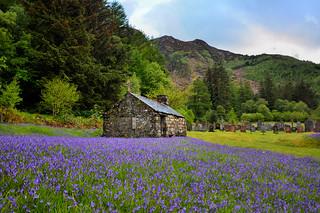 A little chapel in Ballachulish