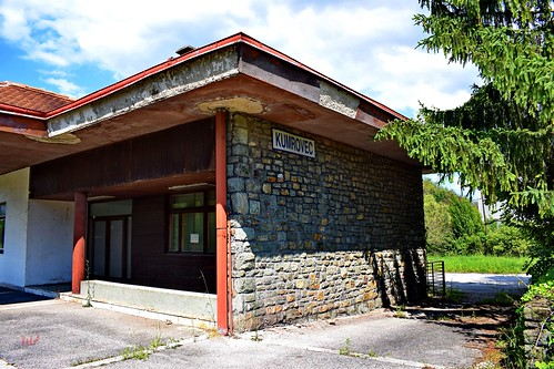 Train Station Kumrovec