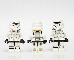 There's always one (E83 Photography) Tags: starwars comic comedy funny trio lego stormtrooper