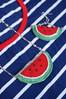 Collana e orecchini anguria handmade - Watermelon necklace and earrings (CartaForbiciGatto) Tags: collana e orecchini anguria handmade watermelon necklace earrings fatto mano estate estivi summer fruit frutta jewelry gioielli accessori accessories