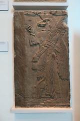 May 10: 61 Assyrian Relief (Aquafortis) Tags: travel london england art assyrian