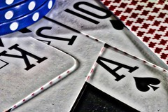 MM - The River Card (chauvin.bill) Tags: hmm macro monday chips poker betting
