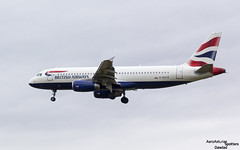 A320 G-EUYG British Airways (Dawlad Ast) Tags: aeropuerto internacional international airport lhr londres london mayo may 2017 17 myrtles ave avion plane airplane aircraft airbus 320232 geuyg british airways sn 4238 a320 320