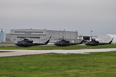 CH-146 Griffon - 427Sqn (Ryan Orshinsky) Tags: rcaf airforce canadianairforce helicopter ch146griffon specialops blackops training windsor ontario yqg cyqg military windsorontario airport