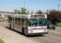 CT_7684_D40LF (Shahid Bhinder) Tags: mypictures transport transit newflyerbuses calgarytransit d40lf