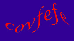 Donald Trump - covfefe - meaning? (fstop186) Tags: covfefe donaldtrump meaning tweet twitter typo mistake anagram red blue text republican party joke fun error