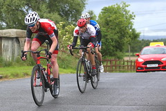 Scottish Veterans' Road Race Championship, 2017. (Paris-Roubaix) Tags: andy bruce leslie bikes kenny moray firth cc jamie henderson spokes rt scottish veterans road race championship falkirk bike club cowie bicycle racing 2017 riddle